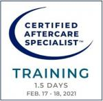 Certified Aftercare Specialist Training - February 17-18